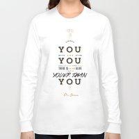 dr seuss Long Sleeve T-shirts featuring Dr. Seuss by thatfandomshop