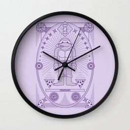 Don Pizza Jam Wall Clock