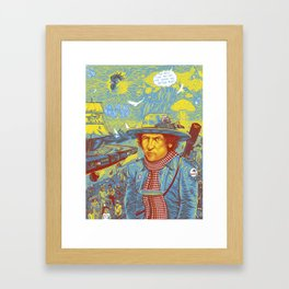 That Thin Wild Mercury Sound Framed Art Print