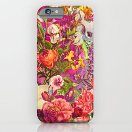 Atomic Garden iPhone Case