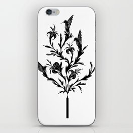 Fluid Bloom iPhone Skin