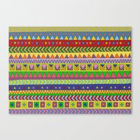 forever young Canvas Prints featuring Forever Young by Bianca Green