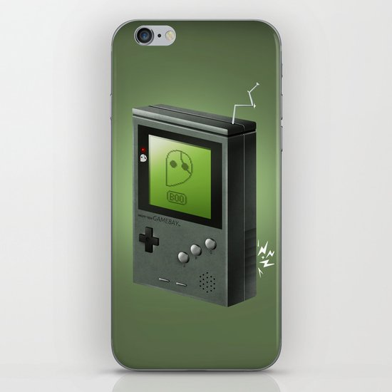 Gamebay iPhone & iPod Skin