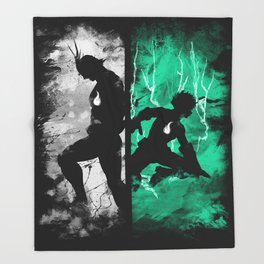 One For All Throw Blanket