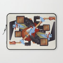 Billy Rockabilly Laptop Sleeve