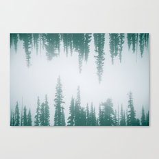 Forest Reflections XI Canvas Print