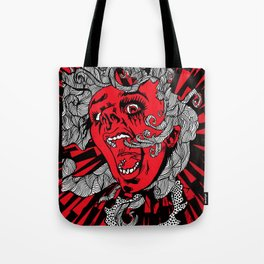 Living Dead Girl.  Tote Bag