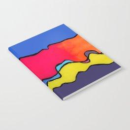 CALIFORNIA WAVE Notebook