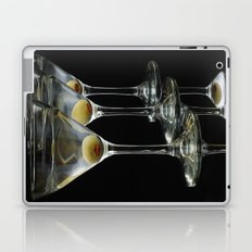Three Martini's and three olives.  Laptop & iPad Skin