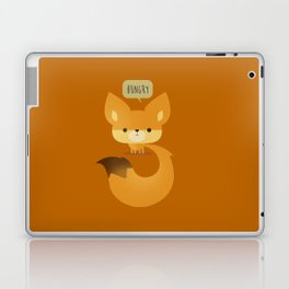 Little Furry Friends - Fox Laptop & iPad Skin