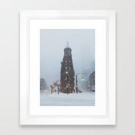 Toronto, Canada Framed Art Print