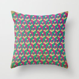 Pattern Abstract 5 Throw Pillow