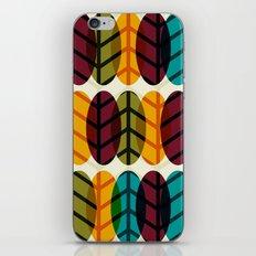 Optical Overlap #2 iPhone & iPod Skin