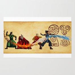 Avatar- The Last Airbender Rug