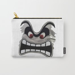 Ungry Face Carry-All Pouch