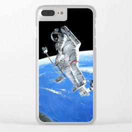 Syncom Salvage Clear iPhone Case