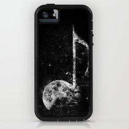 Melodie de la Lune iPhone Case
