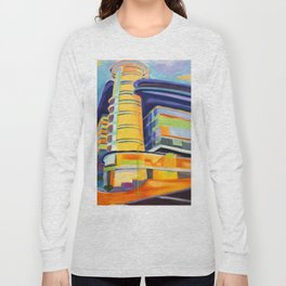 architecture abstract Long Sleeve T-shirt