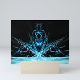 Witch of the Waters - Abstract Art Mini Art Print