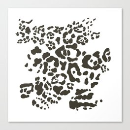 onca Canvas Print