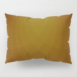 Amber Divergence Pillow Sham