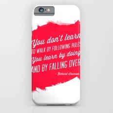 Richard Branson success quote Slim Case iPhone 6s