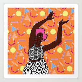 Ireti Art Print