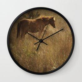 Corolla Wall Clock
