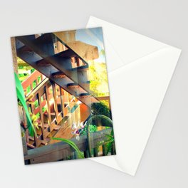 Back Stairs - From Inside Stationery Cards