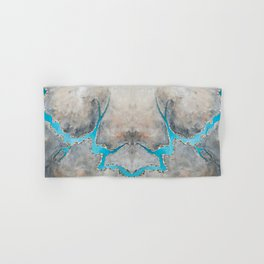 Sedimentary Topography Extended 2 Hand & Bath Towel