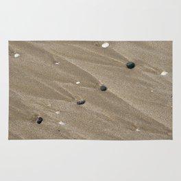 Pebbles and Sand Rug