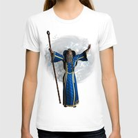 merlin T-shirts featuring Merlin  by gypsykissphotography