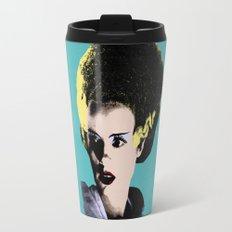 The Beautiful Bride of Frankenstein Travel Mug