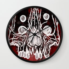 Meshuggah and High on Fire live in Berlin  — November 2016 Wall Clock