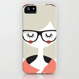 Call me Foxy! iPhone Case