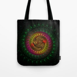 Serpent Seal Tote Bag