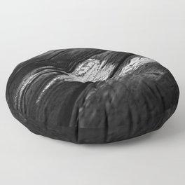 Oil Silk Floor Pillow