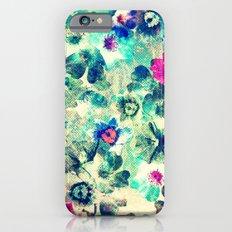 VINTAGE FLOWERS XXXVII - for iphone iPhone 6s Slim Case