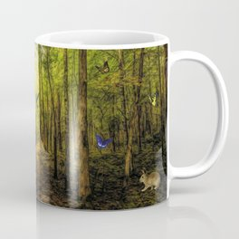 Emily and the Forest Animals Coffee Mug