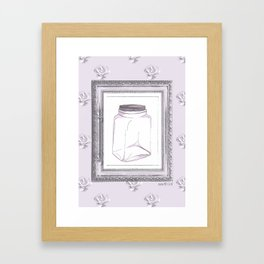 """""""Beaux&Co"""" #03 Framed Art Print"""