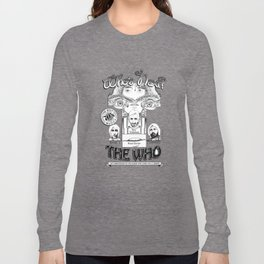 The Who Long Sleeve T-shirt