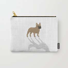 Wild At Heart - Fawn French Bulldog Carry-All Pouch
