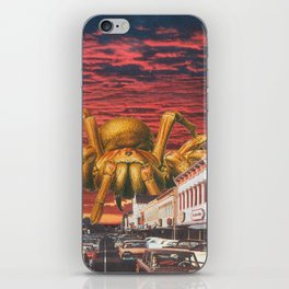 It Came From The Desert iPhone Skin