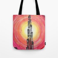 the national Tote Bags featuring National Pride by sladja