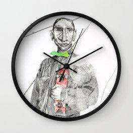 K and his alibi Wall Clock