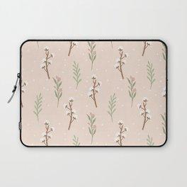 Cotton Stalks Laptop Sleeve