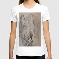 oscar wilde T-shirts featuring Oscar Wilde Author Portrait by Wicked Ink