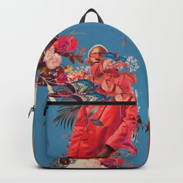All the Springs She Remembered Backpack