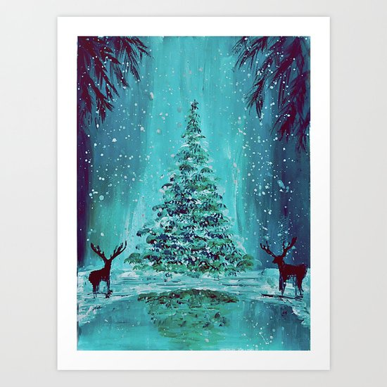 Last Winter Art Print
