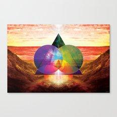 The Beacon Canvas Print
